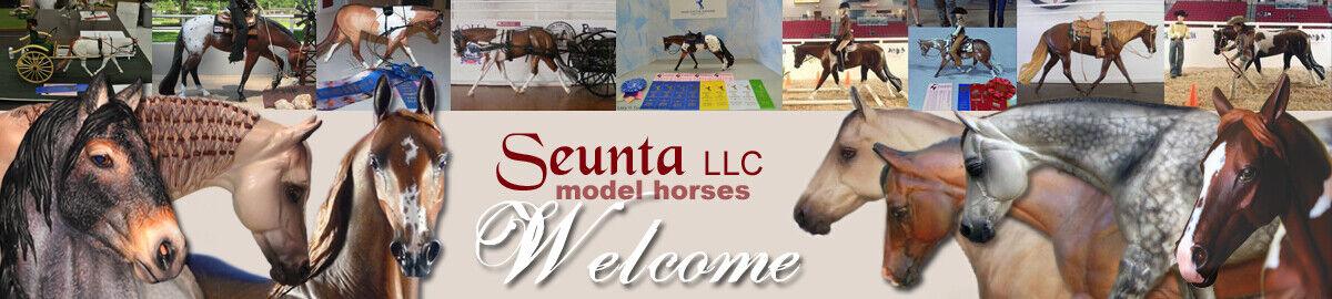 Seunta LLC Model Horses