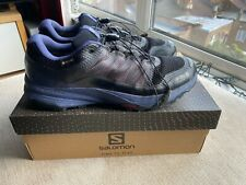 Salomon XA Discovery  GTX Trail Running Shoes - Womens -  UK Size 8 - Used
