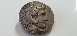 0974.   Kingdom of Macedon, Alexander III 'the Great' AR Tetradrachm.