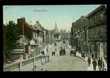 Wilts Wiltshire CHIPPENHAM from bridge Used 1905 PPC by Valentines