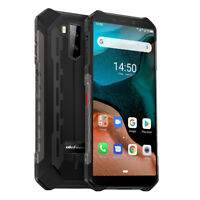 Unlocked Rugged Cell Phone Android 10 Octa Core 32GB 4G Smartphone Waterproof
