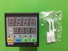80-256V AC/DC Digital timer 4 Digitals Relay Time Delay Relay HH4-4RN 48HX48W