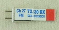 Airtronics DC 72Mhz  FM Receiver Crystal - CH27 72.330