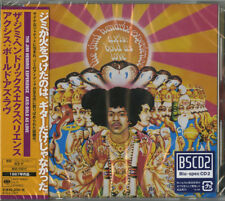 THE JIMI HENDRIX EXPERIENCE-AXIS: BOLD AS LOVE-JAPAN BLU-SPEC CD2 E78