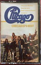Chicago- Chicago's Best (Cassette Tape) CBS 1989