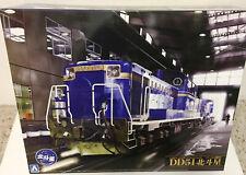 Aoshima 1/45 DD51 Diesel Locomotive Hokutosei
