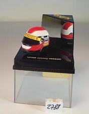 Onyx 1/12 Nr. HF008 Helm / Helmet Johnny Herbert OVP #2788
