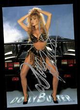 Dolly Buster Autogrammkarte Original Signiert  # BC 92469