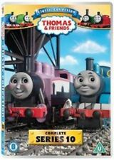 DVD TV Show Thomas The Tank Engine and Friends Series 10 R2 PAL