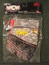 WCW WWE Sting/ NWO/ WCW Scull Cap. Brand New! 90's WWF NXT TNA