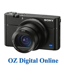 NEW Sony Cyber-shot DSC-RX100 VA 24-70mm 20MP 4K Video Camera 1 Yr Au Wty