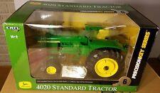 1/16 John Deere 4020 Diesel Standard Precision #6 Key Series By Ertl NIB!