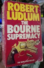 The Bourne Supremacy by Robert Ludlum (Paperback 1987) Grafton Books AU Stock