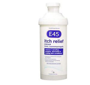 E45 Dermatological Itch Relief Cream, 500g