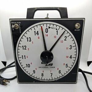 Gra-Lab Dimco-Gray Universal Darkroom Timer Model 173