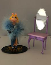 Muppet Show Palisades MISS PIGGY figure (long hair variant)