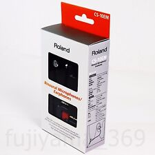 Roland CS-10EM Binaural Microphones/Earphones Free shipping from Japan BRAND NEW