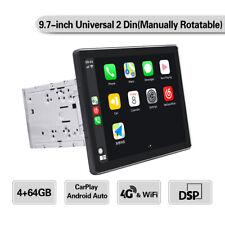 JOYING 9.7 Inch Double Din Vertical IPS Screen Bluetooth Head Unit 1.8GHZ 8-Core