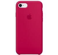 iPhone 8 / 7 4.7″ Apple Echt Original Silikon Schutz Hülle - Rosenrot