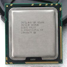 X5680 CPU Processor Six-Core 3.33GHz 12MB 6.40GT/s LGA1366 pansz