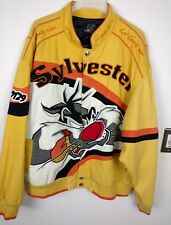 Vintage Lot 29 Jacket Size 4X Sylvester Looney Tunes Monster Riders Tweety Bird