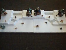 4 FT Christmas Village Display Base Platform C12 Dept 56 Lemax Dickens