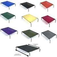 Original HiK9 Replacement Spare Mesh Cover Accessory for Raised Dog Bed All Size