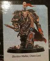 Blackstone Fortress Hostile Chaos Lord