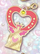 Sailor Moon Twinkle Bell Fastener Accessory Metal Charm NEW