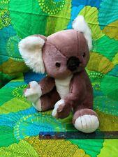 "Stewart's Glen Brown & Cream Koala Bear 12"" Tall Plush Stuffed Animal"