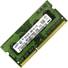 SAMSUNG 2GB DDR3 PC3-10600 1333MHz LAPTOP Memory Ram for MacBook & iMac FREEpost