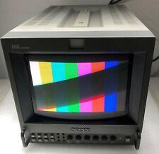 SONY PVM 9045QM Color Video Monitor HR-Trinitron