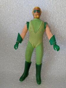 "Vintage Mego Green Arrow 8"" Action Figure Original"