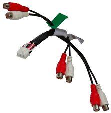Câble faisceau adaptateur subwoofer RCA 12PIN pour Pioneer DEH-P85BT DEH-P8600MP