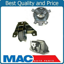 1995-1999 Dodge Neon 2.0L M/T or A/T Engine & Transmission Mount 3pc Kit