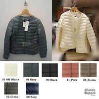 UNIQLO Winter Autumn Elegant Trendy Women Girl Ultra Light Down Compact Jacket
