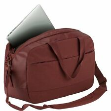 Incase City Duffel Padded Laptop Macbook Tablet Bag 23L Deep Red