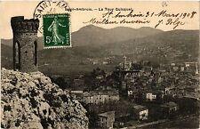 CPA  Saint-Ambroix  - La Tour Guisquet  (459248)