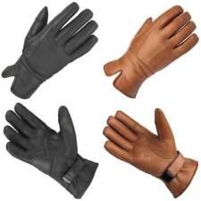 Gants imperméables Spada en cuir pour motocyclette
