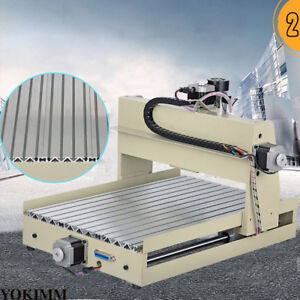 CNC3040 3Axis USB Router Engraver 400W 3D Engraving Woodworking Machine Cutter