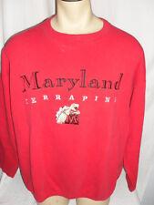 Vintage University of Maryland Terrapins 1980's NCAA College Sweatshirt XXL