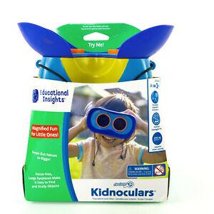 Educational Insights Kids Binoculars Kidnoculars GeoSafari Jr New