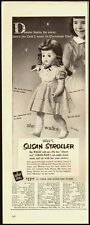 1950's Vintage ad for EEGEE's Susan Stroller Doll/Saran Hair/Christmas ad(040313
