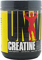 Universal CREATINE Powder Micronized Creapure Monohydrate 300 grams 60 Servings