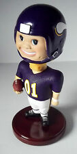 MINNESOTA VIKINGS Rare 2001 First Series Limited BOBBLEHEAD The Memory Company