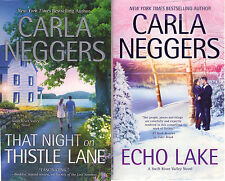 Complete Set Series Lot of 6 Swift River Valley Books by Carla Neggers (Fiction)
