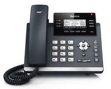 Teléfono Voip Sip Yealink T42S - 12 Cuentas Sip Poe-totalmente Nuevo