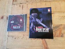 Rainbow Six: Rogue Spear, Mission Pack Urban Operations, Ubi Soft, PC CD-ROM