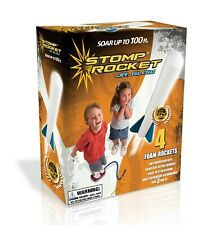 Junior Stomp Rocket Kit Air Powered Foam Rocket