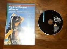 The Day I Became a Woman, a film by Marziyeh Meshkini DVD - VGC